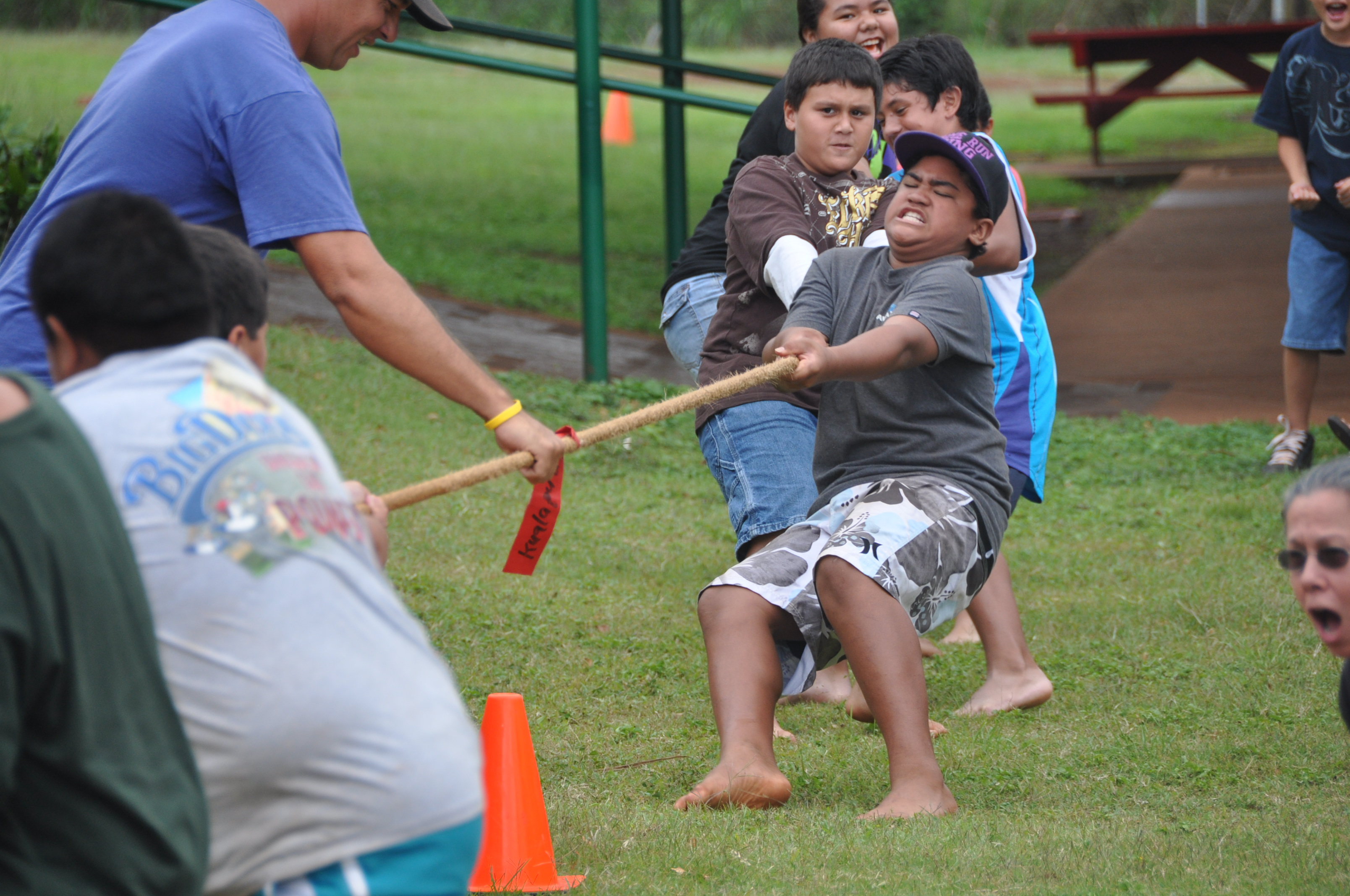 Busy sports weekend: Makahiki games, girls soccer and boys basketball