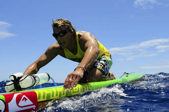 Paddleboarding's top athletes compete for 15th annual Molokai-2-Oahu World Championship
