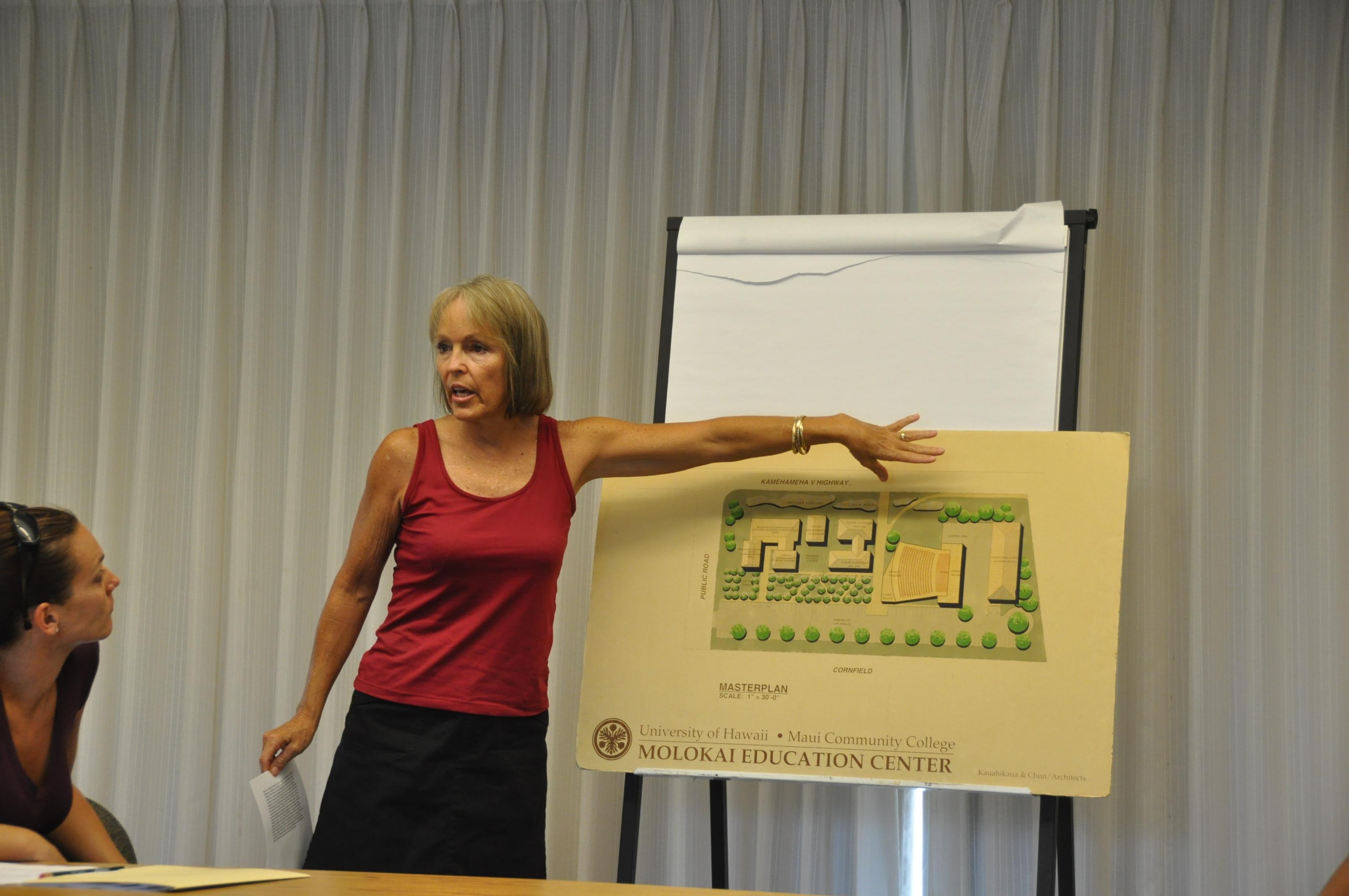 Molokai Education Center acquires land from Molokai Ranch