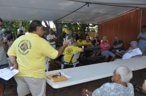 Emotional distress and First Amendment claims by Molokai veterans against Maui County will go to jury trial