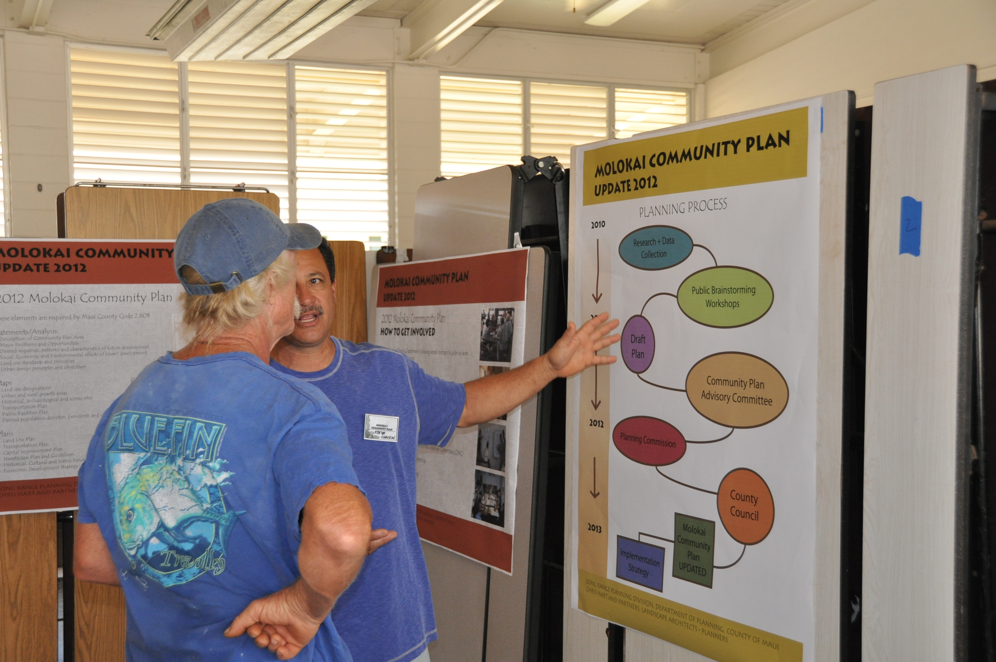 Community Plan update greeted with guarded optimism at open house
