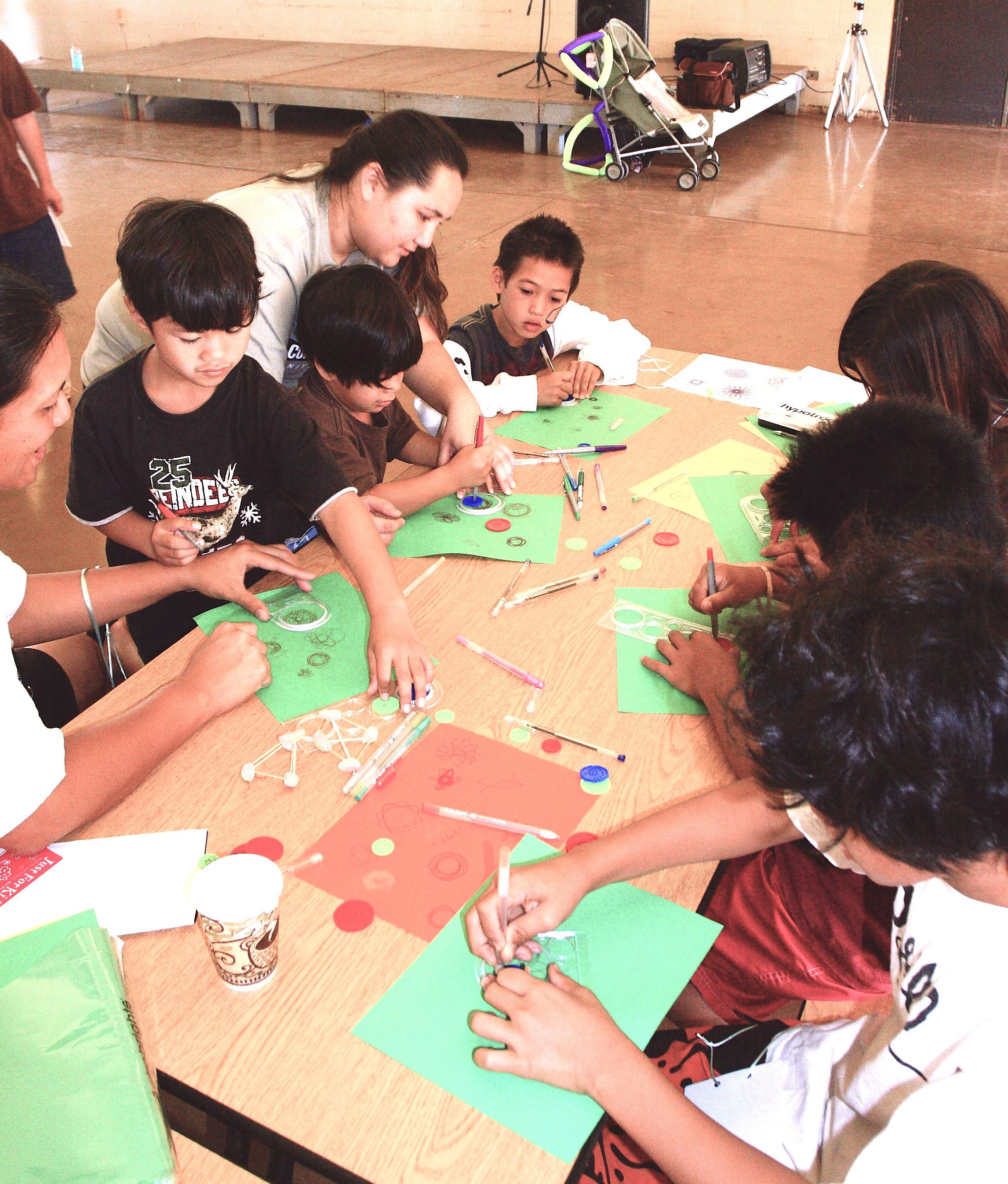 Math Day returns to inspire keiki on STEM