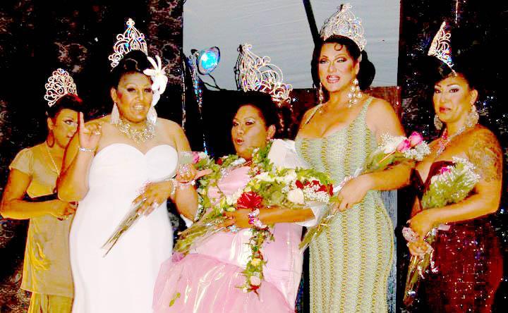 Diva Delicious! Bubbalicious crowned Queen Diva 2011