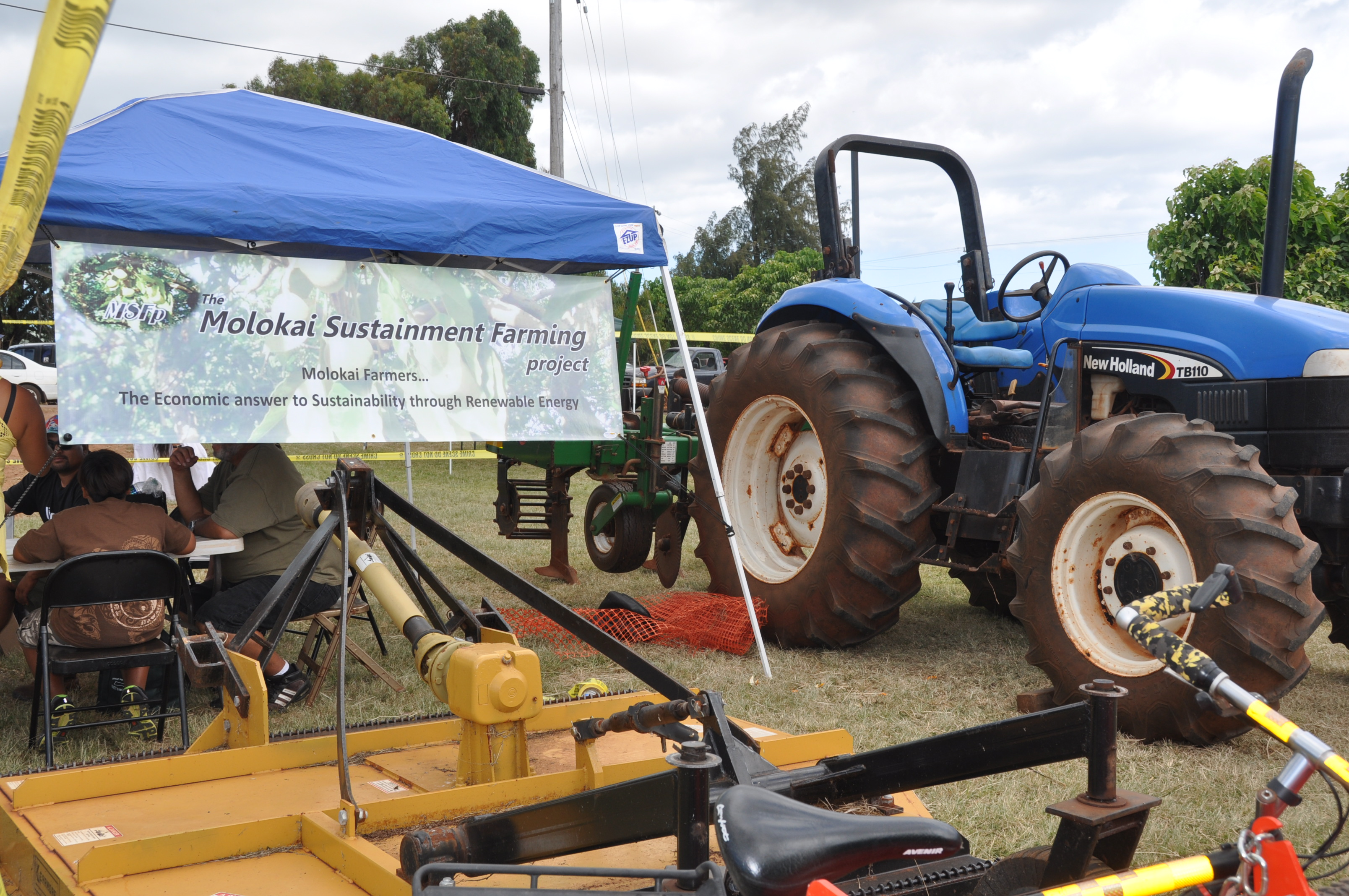 Biodiesel from kukui nuts offers key to sustainability for Molokai Sustainment Farming