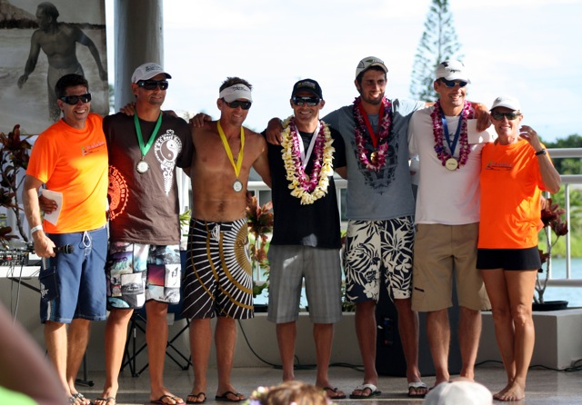 Robinson repeats as winner in Molokai World Championship