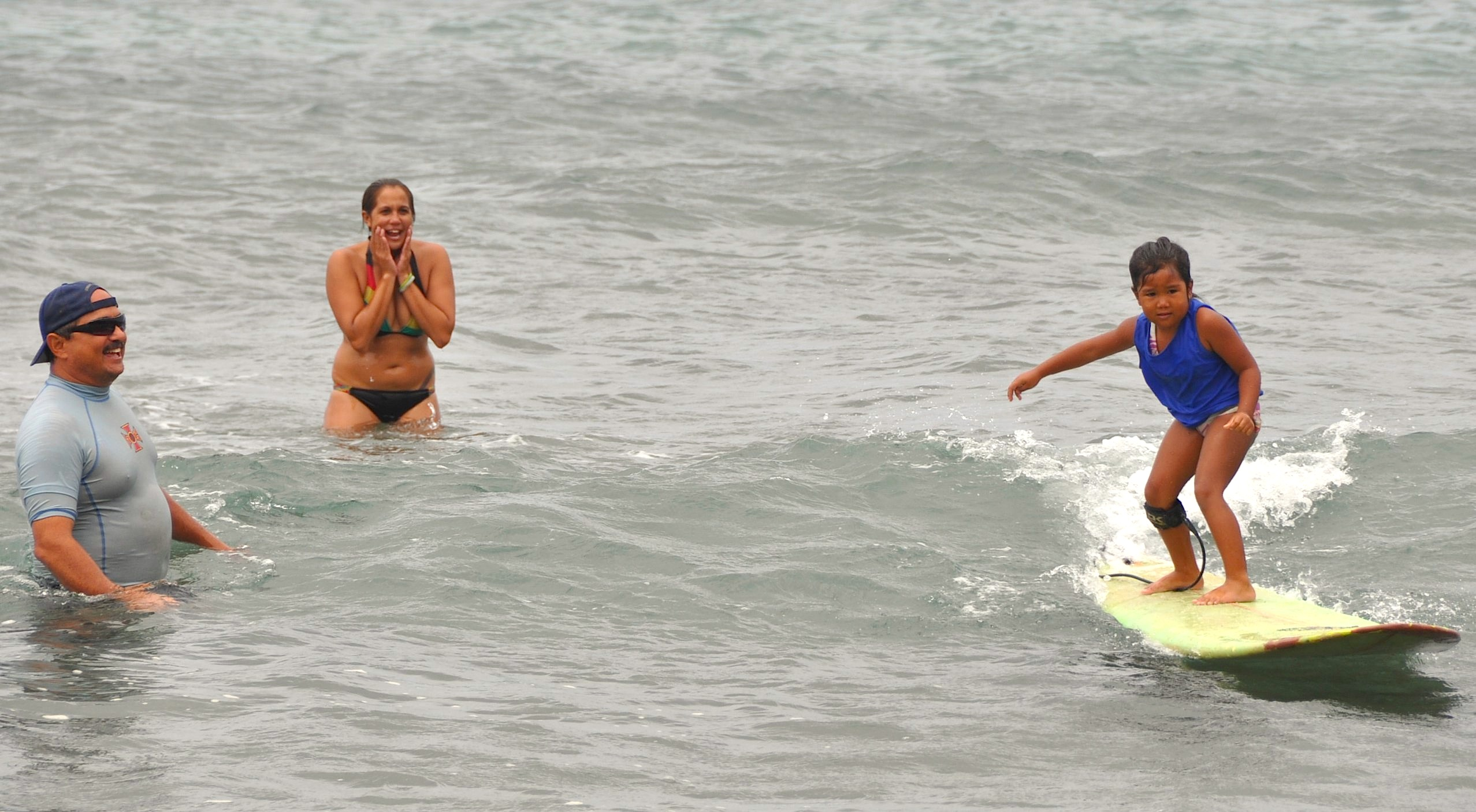 Ko Molokai Keiki O Ke Kai Summer Surf meet holds second event