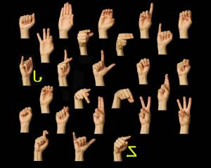 Free local workshops in American Sign Language