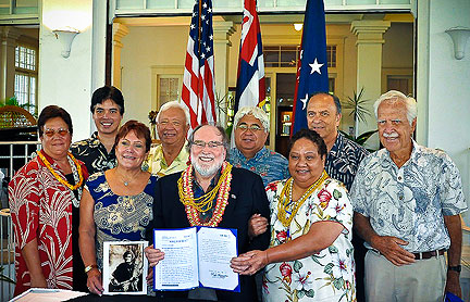 OHA supports state recognition for Native Hawaiians
