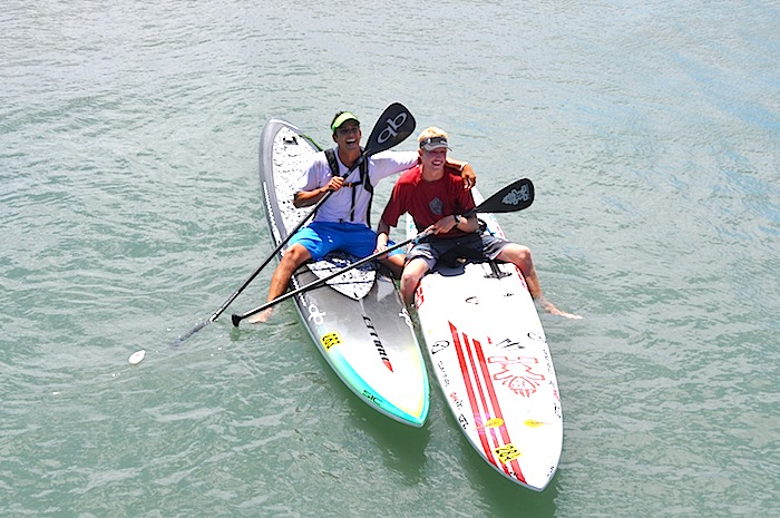 Baxter wins Maui Jim Triple Crown of Stand-Up Paddle title