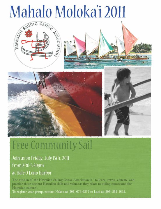 A reflection on the Pacific Voyagers and the power of the sail