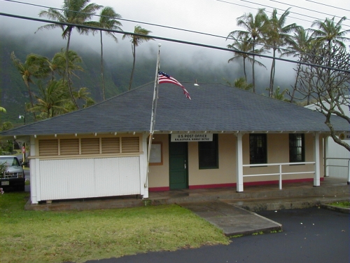 Kalaupapa Post Office saved from closure