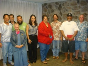 The I Aloha Molokai staff will be at the group's open house on Friday at their office at 2130 Maunaloa Highway from 5-8 p.m.