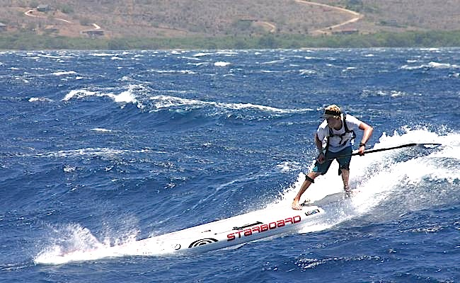 Baxter repeats as Triple Crown of SUP champion
