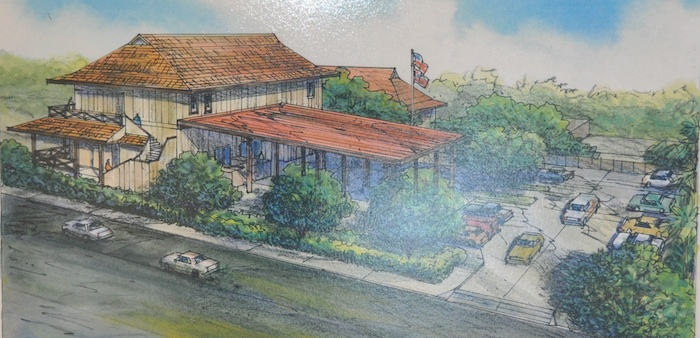 New roof and parking lot for Paddlers' Inn approved