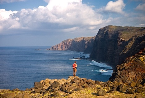 Shoreline along Mokio Point on Molokai's north shore between Mo'omomi Preserve and Ilio Point will receive permanent preservation protection.